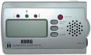 Korg Guitar/Bass Tuner GA1