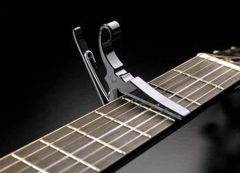Kyser Black Classical Guitar Capo
