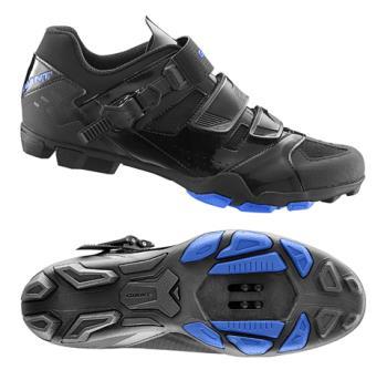 Giant G20120 GNT Transmit Off-Road Shoe Nylon Sole 41 Black