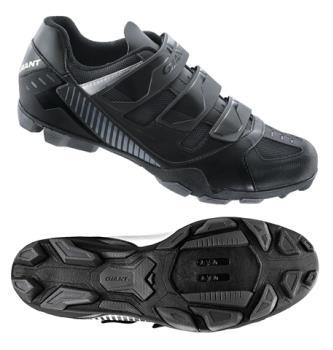 Giant G20223 GNT Flux Off-Road Shoe Nylon Sole 40 Black