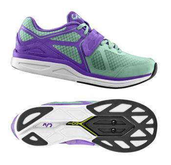 G20447 LIV Avida Fitness Shoe MES 36 Green/Purple