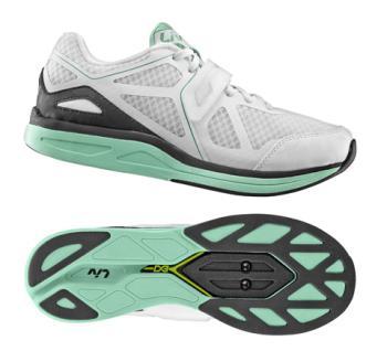 G20456 LIV Avida Fitness Shoe MES 37 White