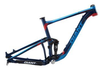 Giant G50090715 Anthem 27.5 Frameset M Blue/Red