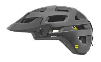 Giant G51737 GNT Rail Helmet MIPS MD Black/Grey