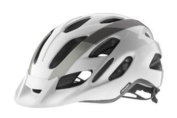 Giant G51762 GNT Compel Helmet XL White/Metallic