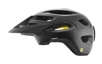 Giant G51801 GNT Roost Helmet MIPS MD Black