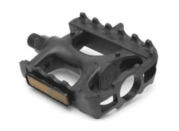 "Giant G67005 GNT Nylon MTB Pedals 9/16"" Axle Black"