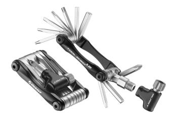 Giant G95082 GNT Tool Shed 12 Multi-Tool Black