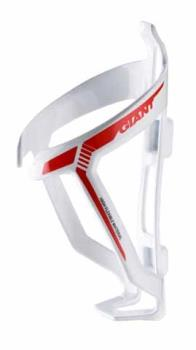 Giant G97047 GNT ProWay Water Bottle Cage White/Red