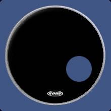 EVANS BD 22 GENERA EQ3 RESONANT BLAC