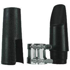 Clarinet Mouthpiece,Ligature, Cap Set