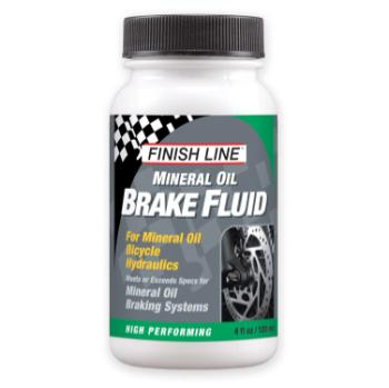 Finish Line BKPT5101 Brake Fluid - Mineral 4oz