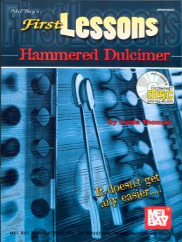 First Lessons Hammered Dulcimer  Book/CD Set