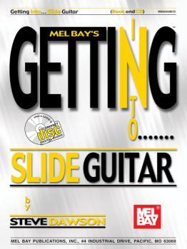 Getting Into Slide Guitar w/CD