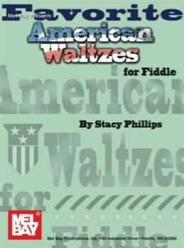 Favorite American Waltzes For Fiddle
