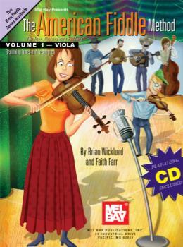 The American Fiddle Method, Volume 1 - Viola w/Online Audio Access