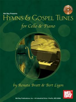 Hymns and Gospel Tunes for Cello and Piano  Book/CD Set