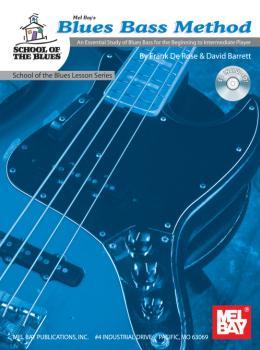Blues Bass Method, School of the Blues  Book/CD Set