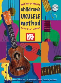 Children's Ukulele Method Book/Online Audio