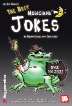 Mel Bay MB21170 Best Musicians Jokes