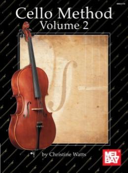 Cello Method Vol 2