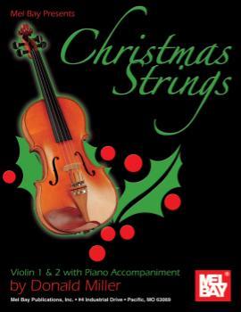 Christmas Strings :  Violin 1 & 2 with Piano Accompaniment