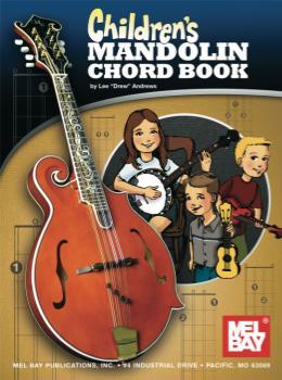 Children's Mandolin Chord Book