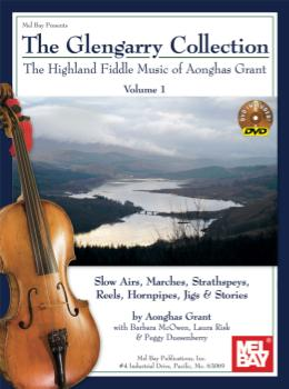 The Glengarry Collection, Volume 1 Book/DVD Set