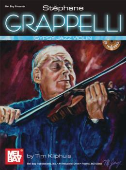 Stephane Grappelli - Gypsy Jazz Violin  Book/CD Set