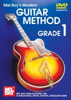 Modern Guitar Method Grade 1, DVD