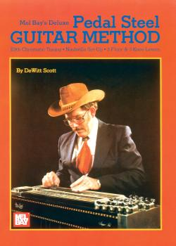 Deluxe Pedal Steel Guitar Method  Book/CD Set