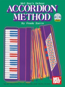 Deluxe Accordion Method  Book/DVD Set