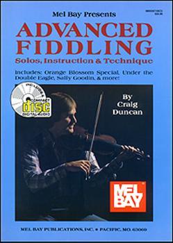 Advanced Fiddling  Book/CD Set