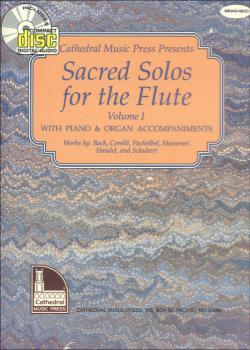Sacred Solos for the Flute Volume 1  Book/CD Set