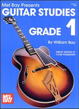 Modern Guitar Method Grade 1, Guitar Studies Book