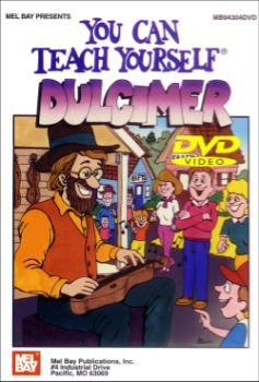 You Can Teach Yourself Dulcimer  Book/DVD Set