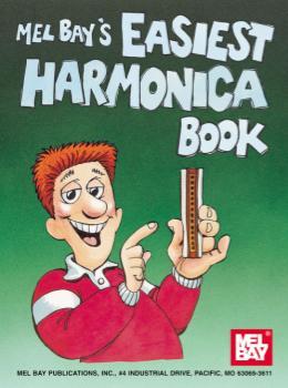 Easiest Harmonica Book -