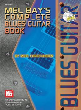 Complete Blues Guitar Book  Book/CD Set