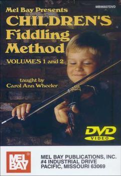 Children's Fiddling Method Volume 1  Book/DVD Set