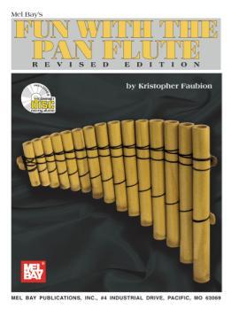 Fun with the Pan Flute  Book/CD Set