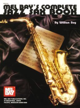 Complete Jazz Sax Book