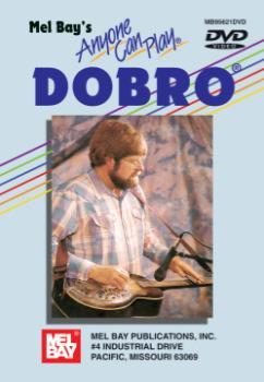 Anyone Can Play Dobro  DVD