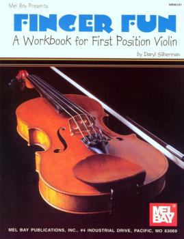 Finger Fun: A Workbook for 1st Position Violin