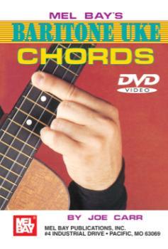 Baritone Uke Chords  DVD