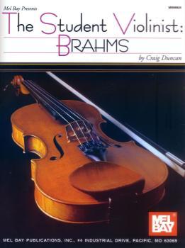 The Student Violinist: Brahms