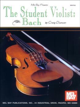 The Student Violist: Bach
