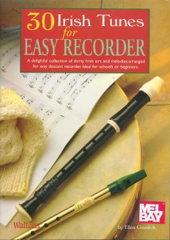 30 Irish Tunes for Easy Recorder -