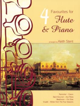 4 Favourites For Flute & Piano