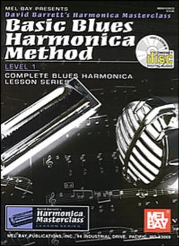 Basic Blues Harmonica Method -
