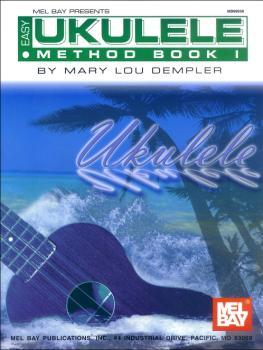 Easy Ukulele Method Book I - uke